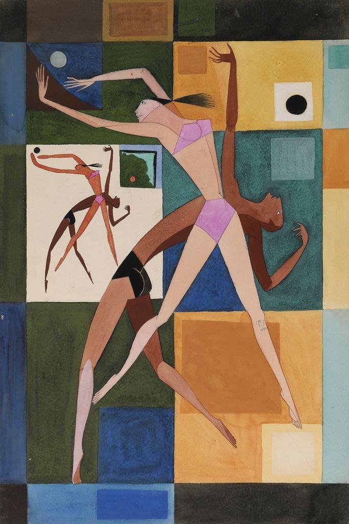 até 5 Jun - José de Almada Negreiros: uma maneira de ser moderno - Museu Calouste Gulbenkian