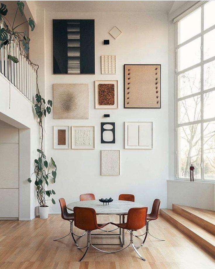 The Prettiest Parisian Apartment Via Mcc Sara Interior Dining Room Decor Home