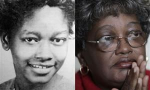 Claudette Colvin was the 1st person to resist bus segregation in Montgomery, Al (preceding the Rosa Parks incident by 9 months). The court case stemmed from her refusal to give up her seat on the bus, (Browder v. Gayle, U.S. District Court in February, 1956)& then by the U S Supreme Court (December, 1956), ended bus segregation in Alabama. Montgomery's black leaders didn't publicize Colvin's pioneering effort because she was a teenager and became pregnant while unmarried.