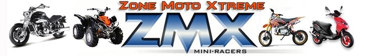 ZONE MOTO - La référence sur les Pit Bikes, Dirt Bike, pocket bike , mini vtt, 4 roues, Mini MX et Motocross au Quebec et au Canada
