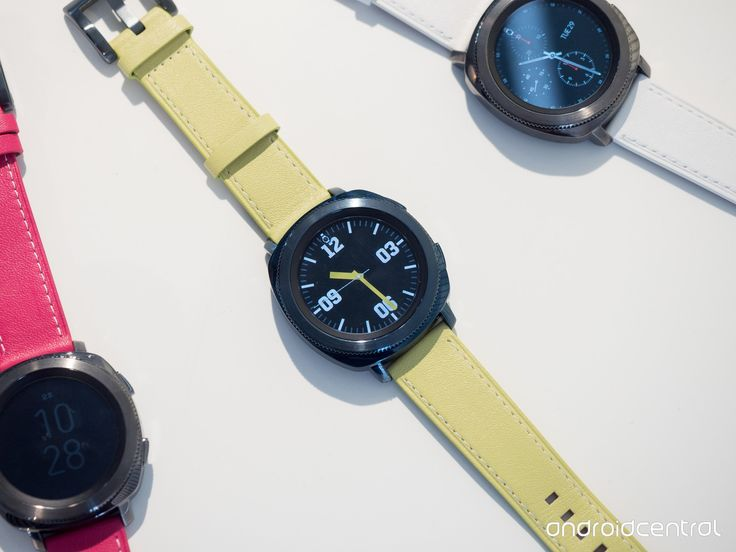 The Gear S3 is just too big for many people, but now Samsung has a new fitness-focused smartwatch to slide underneath it: the Gear Sport. Source: Samsung Gear Sport hands-on: The Gear S2 refresh we all wanted