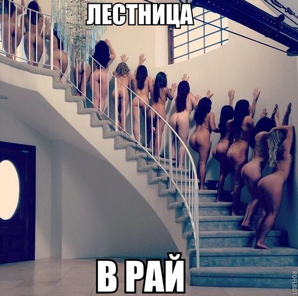 #лестница в #рай