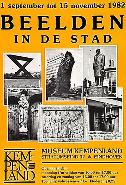Presentatie van het Eindhovense beeldenbezit in MUseum Kempenland