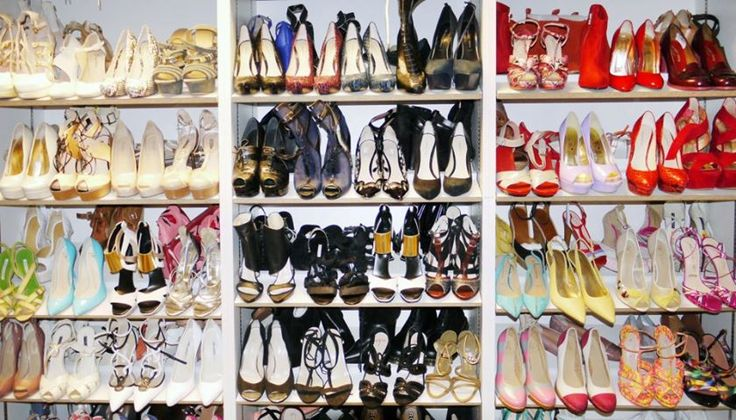 HOW MANY SHOES CAN YOU OWN?