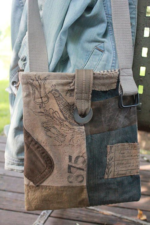 cinnamon creek dry goods | Bag # 875....11 x 14. ~ 48-