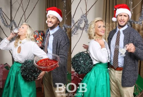 Ellen And Clark Griswold Christmas Vacation Costumes