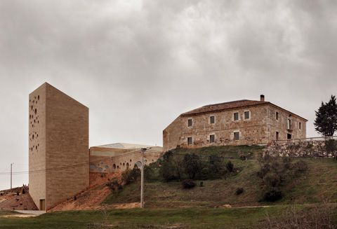 Winery HQ in Spain by Estudio Barozzi Veiga | Architecture at Stylepark
