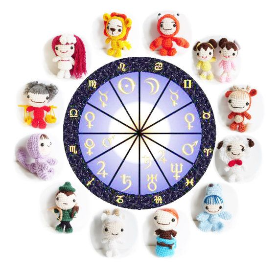 Crochet Patterns For Zodiac Signs : 1000+ images about ??????. ?????, ???? on Pinterest