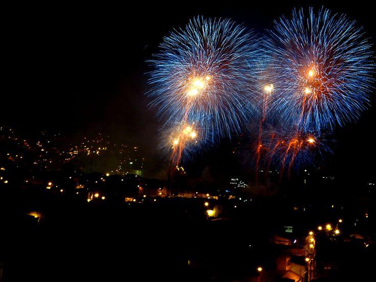 https://flic.kr/p/iPFhKT | Happy New Year (Valparaiso, Chile)