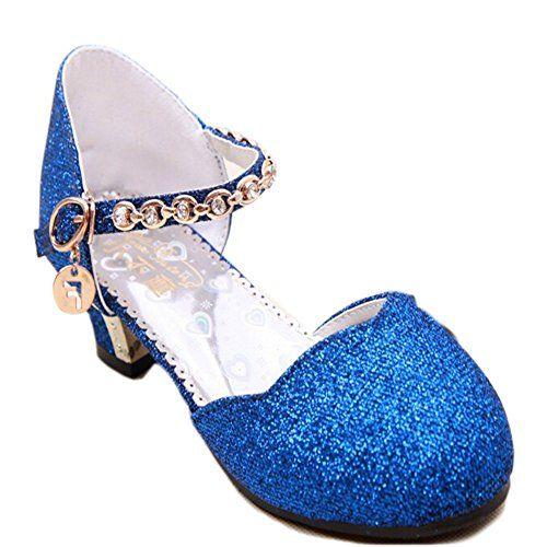 MEXI Festliche Kinder Kinder shoesprincess Snow Queen Gelee Partei Schuhe Sandalen Mädchen niedrigen Ferse Partyschuhe Diamante Glitter Brautjungfern - http://on-line-kaufen.de/mexi-2/33-eu-mexi-festliche-kinder-ballerina-schuhe-in-5