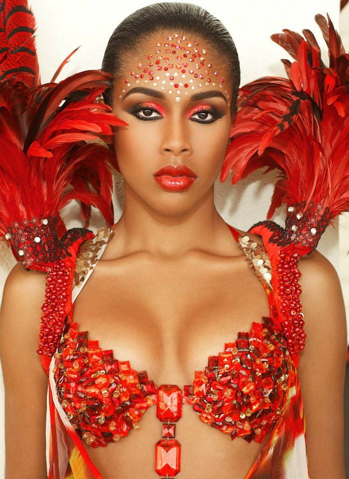 Gorgeous Makeup Artistry by Kirk Thomas ( Trinidad)