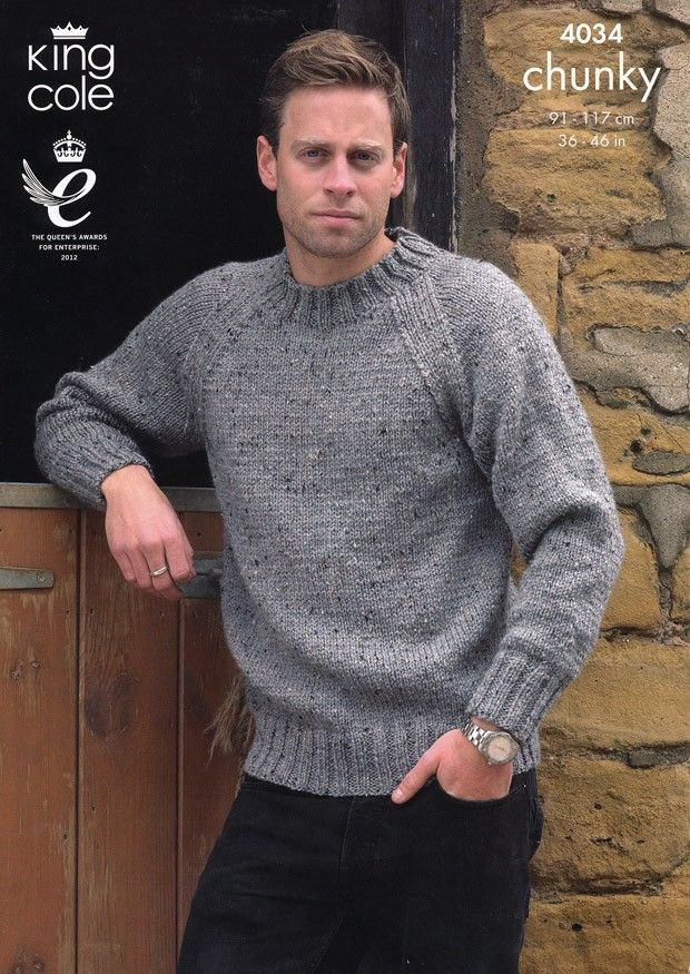 Contemporáneo Free Mens Aran Jumper Knitting Pattern Bandera - Manta ...