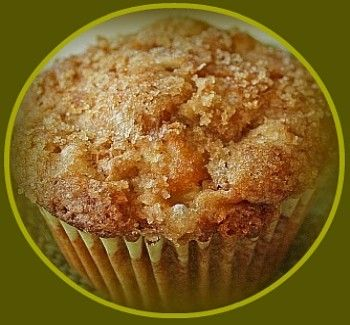 Delicious and healthy apple cinnamon muffins - Made these today. The family scarfed them down. YUM!  Would decrease the sugar next time. Used vanilla Greek yogurt instead of plain and Neuchfatel cheese instead of cream cheese.