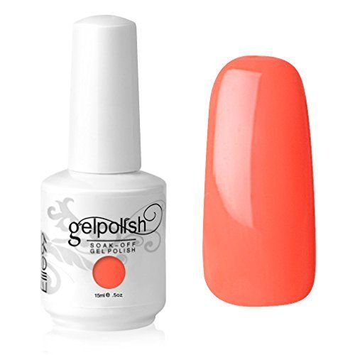 Elite99 Vernis A Ongles Gel UV Soak Off Base Top Nail Art Semi-Permanent Manucure 15ml: sèche sous lampe UV LED Marque:Elite99 Volume:15 ml…