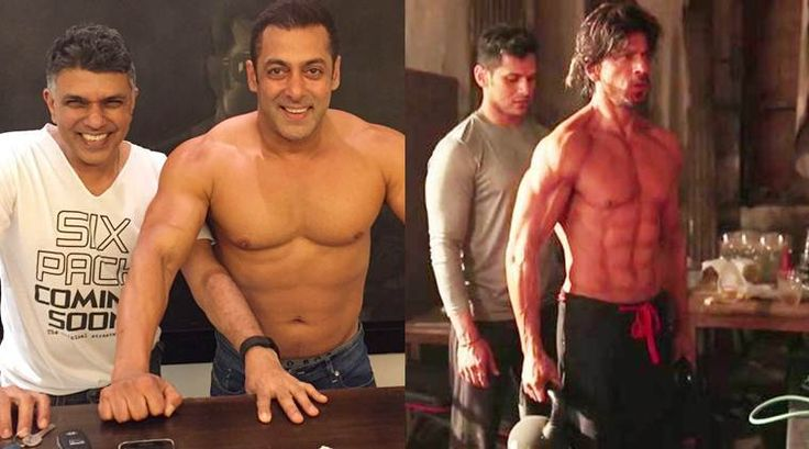 Dear Zindagi had a question about Salman Khans abs. He answers it with this shirtless image see pic
