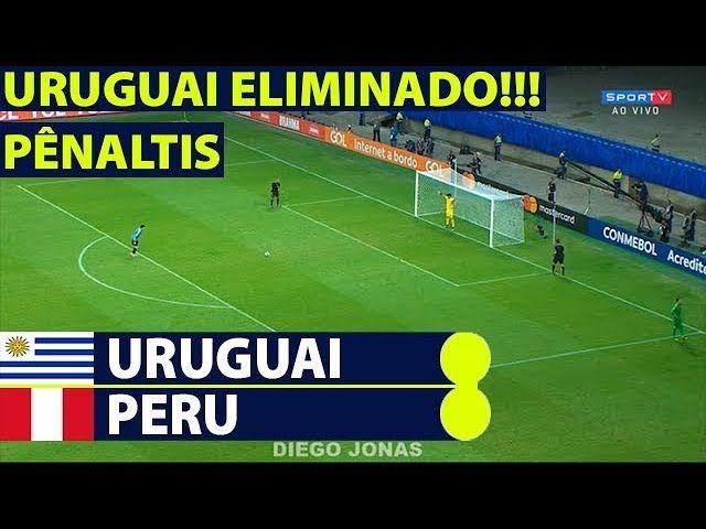 Assistir Aos Penaltis Lances E Melhores Momentos De Uruguai 4 0 X 0 5 Peru Copa America 2019 Futebol Stats Copa America Uruguai Campeonato Nacional