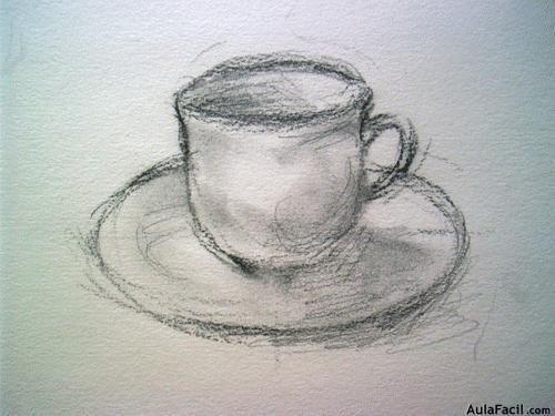 Dibujos sombreados a lápiz fáciles - Imagui