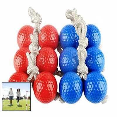 Advertisement Ebay Ladder Toss Ball Replacement Balls Bolos B 6
