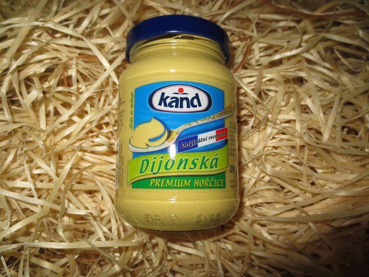 Kand hořčice Dijonská premium - pochutina, která nesmí chybět v žádné kuchyni. Dijonská hořčice je typická svou pikantně-ostrou chutí, která skvělá doladí omáčky, saláty a mnoho dalšího. https://www.brandnooz.cz/products/Kand-horcice-Dijon