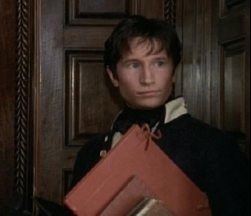 Jonathan Aris aka The Clerky Officer