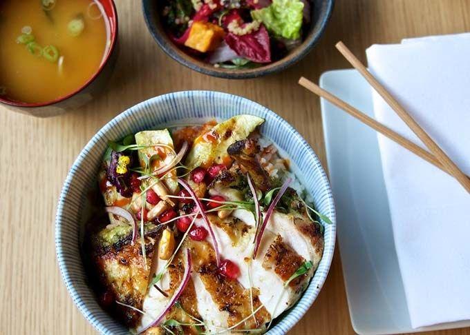 Fusión Peruano Japonesa En Chotto Matte Chotto Matte Comer En Londres Cenas Saludables Recetas De Cena Saludables