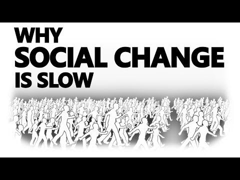 (4) WHY SOCIAL CHANGE IS SLOW - YouTube