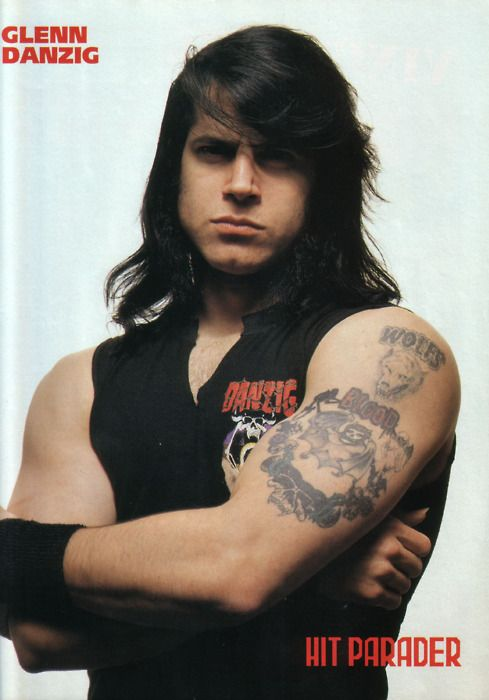 hoonalanchong:    Young Danzig.  Still one of the greatest…