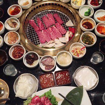 Genwa Korean BBQ - Los Angeles, CA, United States
