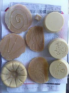 LA TÍA MARUJA: Cómo hacer jabón paso a paso: tutorial con fotos!