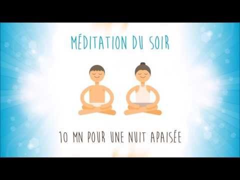 Méditation du soir : 10 minutes pour une nuit apaisée