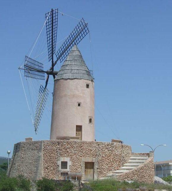 Molinos de Viento de Mallorca