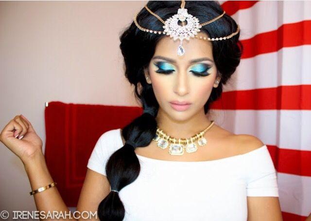 Jasmine makeup                                                                                                                                                                                 More