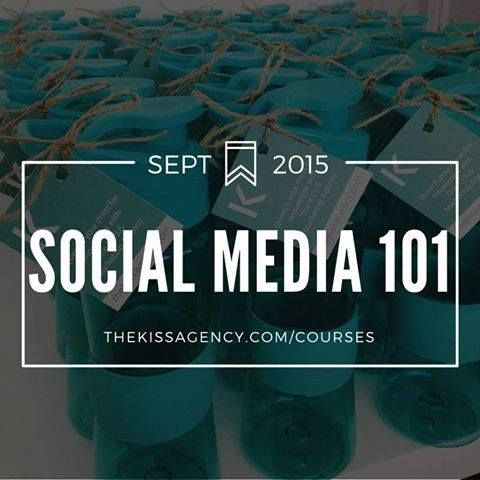 Social Media For Small Business 101  // This practical, hands-on course explores the fundamentals of social media marketing: how to plan and implement a social media strategy to drive awareness – and ultimately sales – through engaging audiences. Next course: Tuesday, 29 September, 9am to 1pm at Rydges Cronulla; $275 per person. ⚠ Seats are limited.   ⏩ REGISTER NOW: http://www.thekissagency.com.au/courses