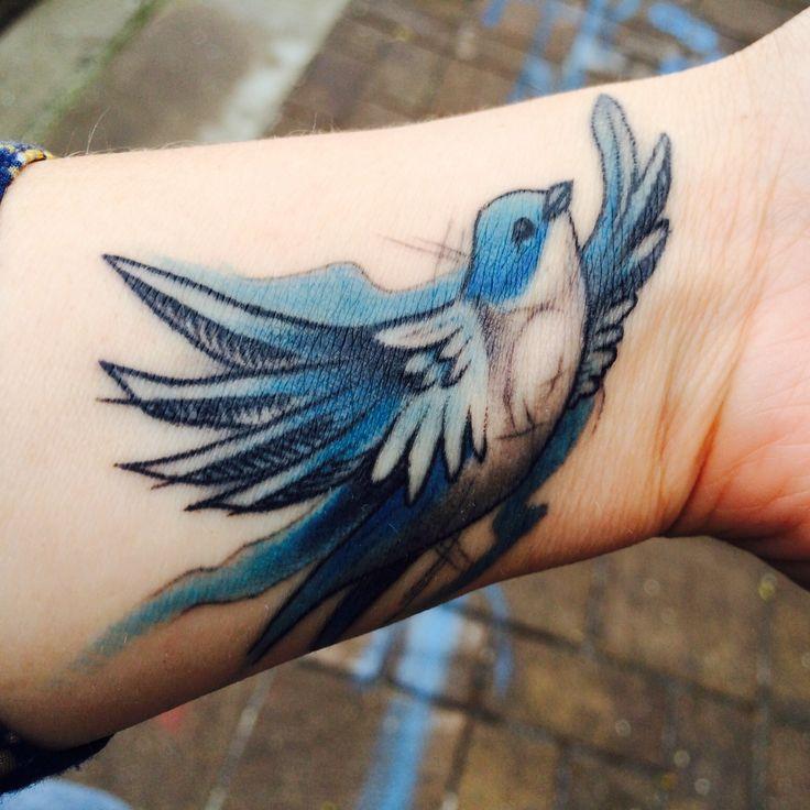 17 Best Ideas About Bluebird Tattoo On Pinterest Vintage
