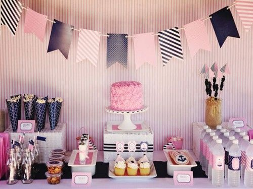 first birthday party ideas for girls favors