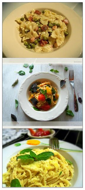 Recap: 3 Pasta Dishes (Budget Friendly and Time Saving)