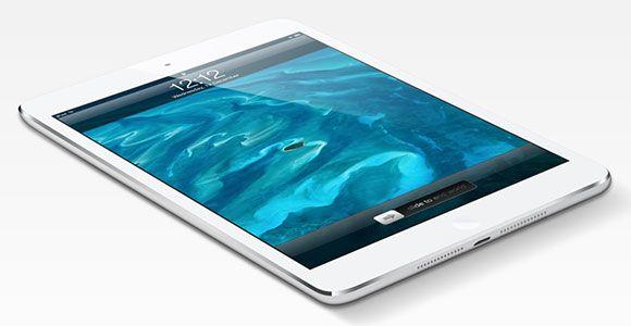 Freebie: iPad mini PSD mockup