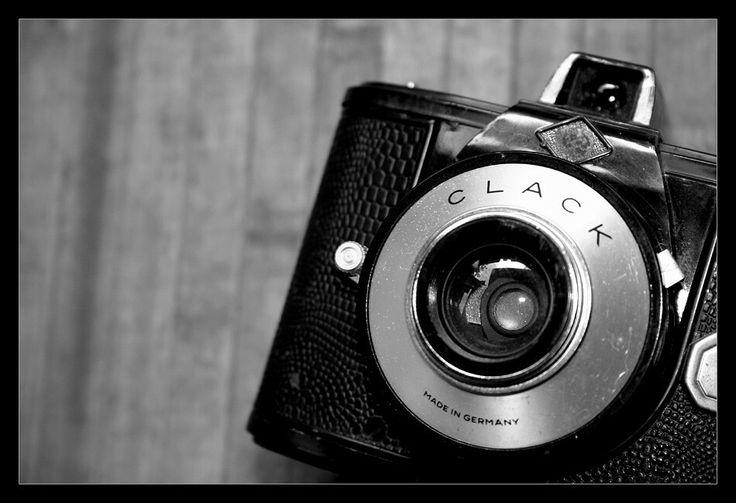 Meine Agfa Clack - BJ 1954-1956 - 6x9 Rollfilm Kamera - Toycam - Boxkamera - Analog Photography