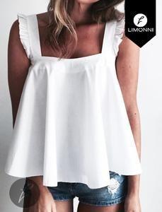 Blusas para mujer Limonni Bennett LI1147 Casuales