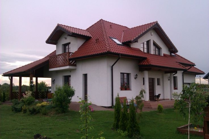 Realizacja domu Rubin  #rubin #projektdomu #budowadomu