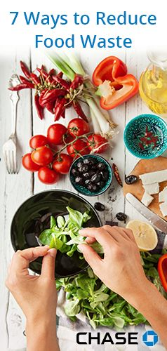 Did you know that 40 percent of Americans' food is wasted each year? Here are 7 ways to reduce waste and maximize your grocery budget.