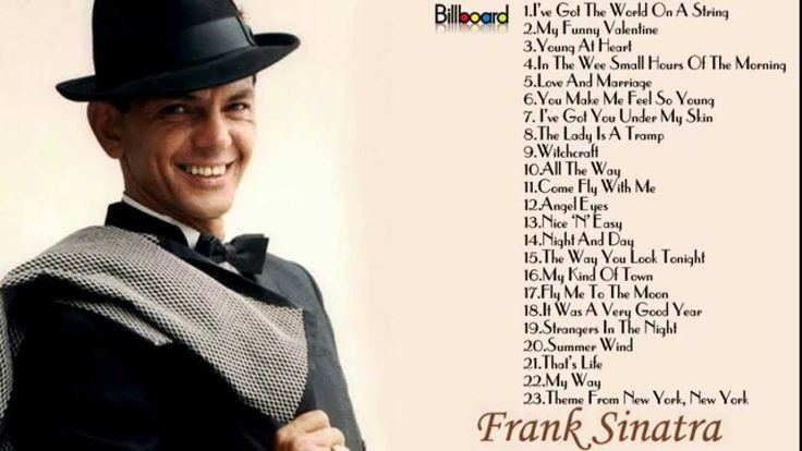 Frank Sinatra's Greatest Hits || The Best Of Frank Sinatra (Full Album)