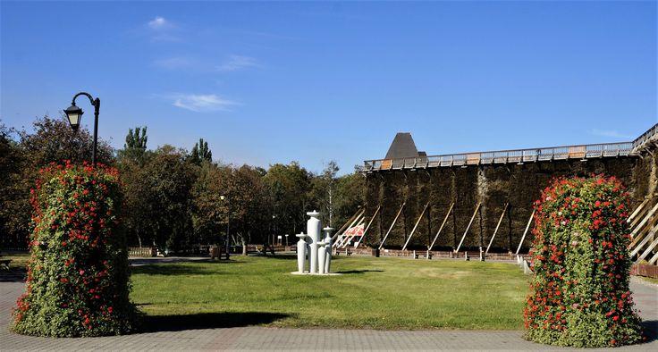 Inowrocław - tężnia solankowa.