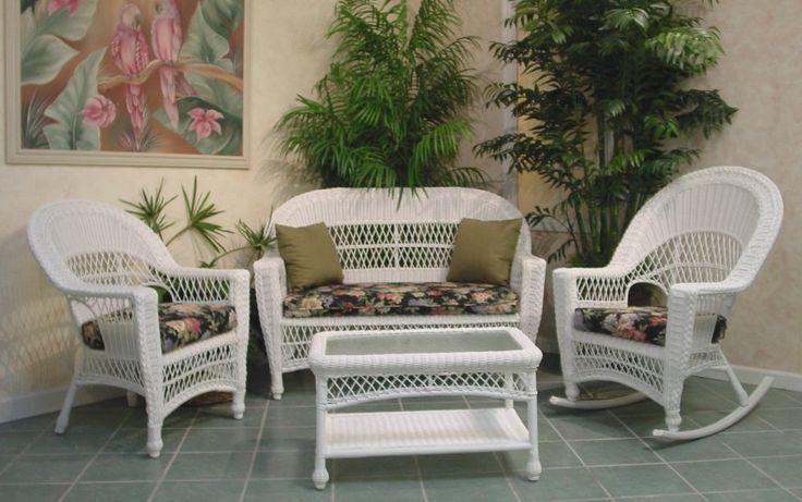 Veranda outdoor wicker furniture