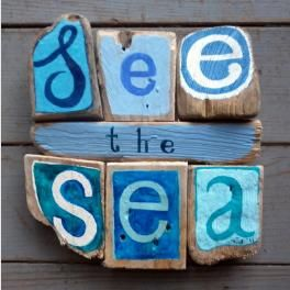 See the Sea... coole Idee...