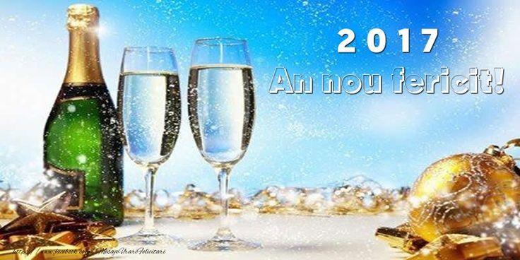 2017 An nou fericit!