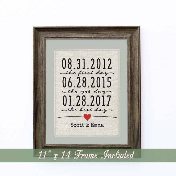 Two Year Wedding Anniversary Ideas: 17 Best Ideas About 2 Year Anniversary Gift On Pinterest
