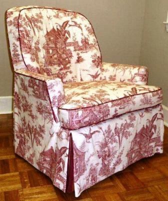 Nicely Done Romantic Vintage Pinterest Chair