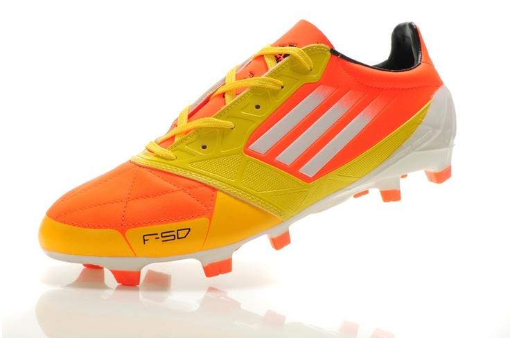 Adidas F50 Adizero Micoach Leather Football Boots