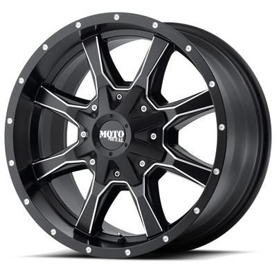 #autos #cars Moto Metal MO970, 20x10 Wheel with 8 on 180 Bolt Pattern - Black - MO97021088924N: Moto Metal… #4wd #4wdparts #spareparts